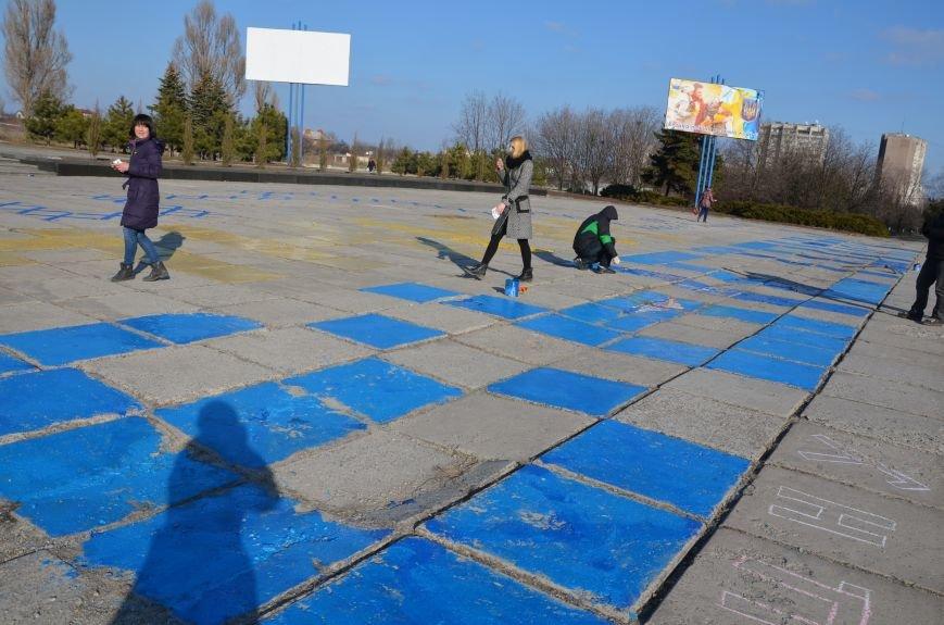 В Мариуполе устроили Майдан на площади павшего Ленина (ФОТО), фото-7
