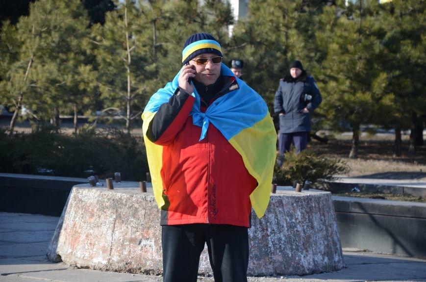 В Мариуполе устроили Майдан на площади павшего Ленина (ФОТО), фото-9
