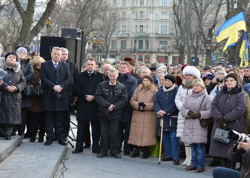 Львів'яни вшанували пам'ять 18 ангелів Небесної сотні та 121 бійця АТО  (ФОТОРЕПОРТАЖ), фото-3