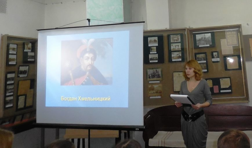 В историческом музее школьникам рассказали о Героях Небесной Сотни (фото) - фото 1