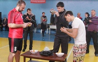 «А ну-ка, парни!»: в Макеевке прошел спортивный праздник (фото) - фото 1