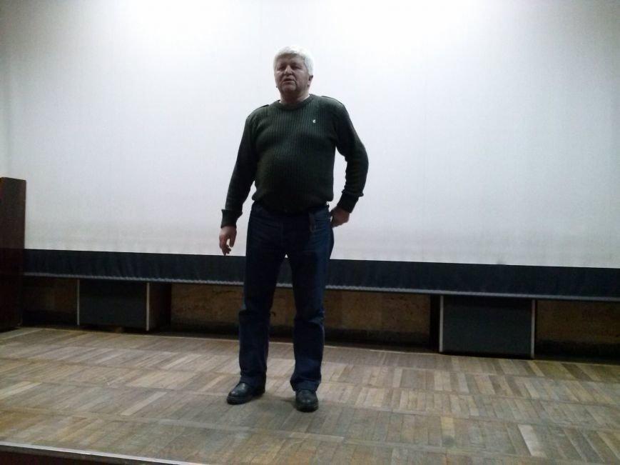 В Днепродзержинске почтили память Героев Небесной cотни, фото-1