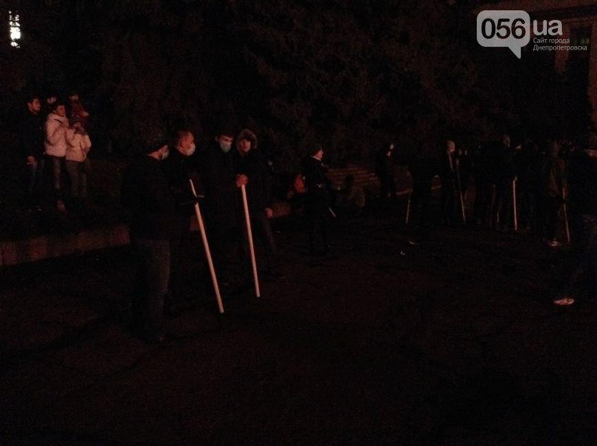 Падение «вождя» в Днепропетровске: как это было год назад (ФОТО) (фото) - фото 2
