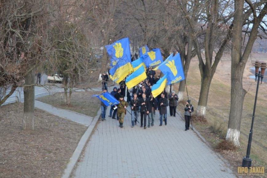 В Ужгороді вшанували героїв Небесної Сотні (ФОТОРЕПОРТАЖ) (фото) - фото 2