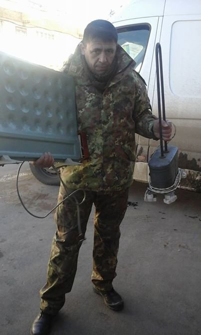 Львівські волонтери збирають речі для Красноармійського шпиталю (ФОТО) (фото) - фото 1