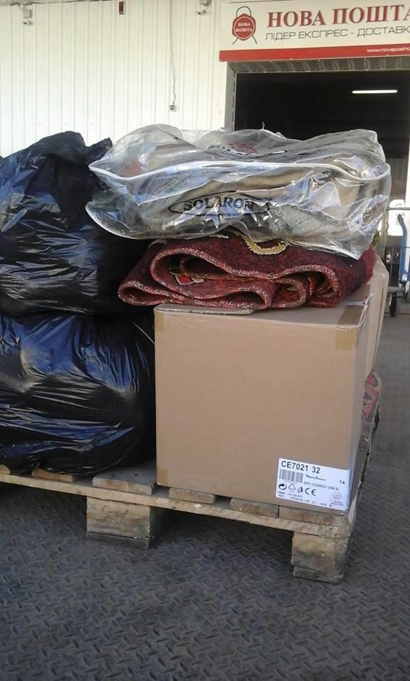 Львівські волонтери збирають речі для Красноармійського шпиталю (ФОТО) (фото) - фото 3