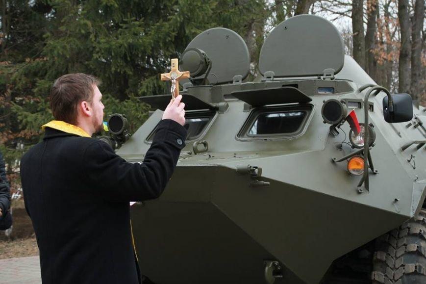 На Львівському бронетанковому заводі відремонтували ще один БТР (ФОТО), фото-2