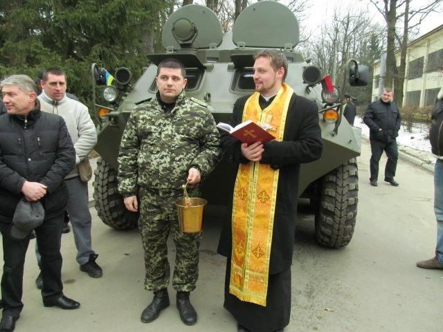 На Львівському бронетанковому заводі відремонтували ще один БТР (ФОТО), фото-3