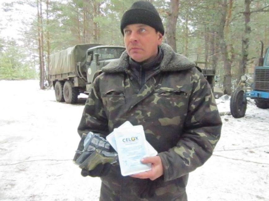 Як служать в АТО львівські бійці з 80-ої бригади (ФОТОРЕПОРТАЖ), фото-15