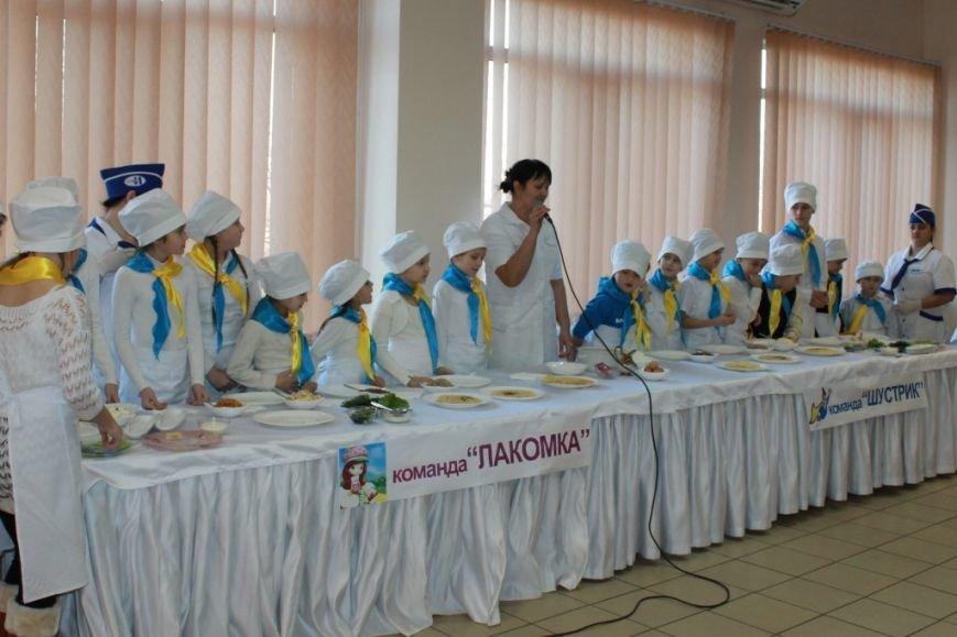 Конкурс юных поварят «Блинных дел мастер» (фото) - фото 1
