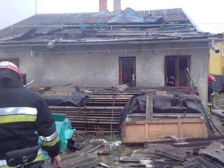 Як у Львові горів будинок (ФОТО), фото-3