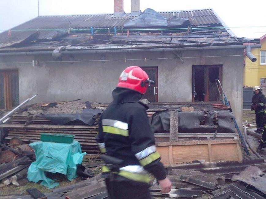 Як у Львові горів будинок (ФОТО), фото-2
