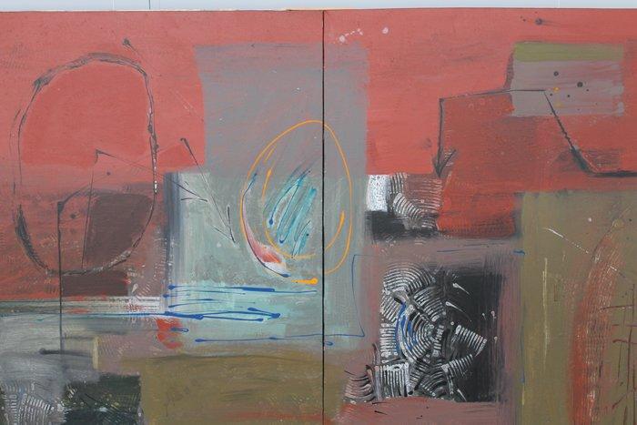 Группа художников «ХарБарБонд» презентовала свою выставку живописи в Мариуполе (ФОТО), фото-12