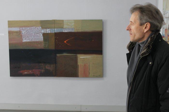 Группа художников «ХарБарБонд» презентовала свою выставку живописи в Мариуполе (ФОТО), фото-9