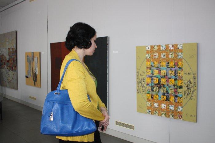 Группа художников «ХарБарБонд» презентовала свою выставку живописи в Мариуполе (ФОТО), фото-3
