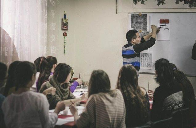 Художник из Китая учит одесситов старинной каллиграфии (ФОТО) (фото) - фото 2