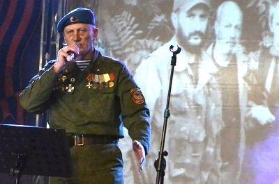 В Макеевке прошел фестиваль патриотической песни (фото) - фото 1