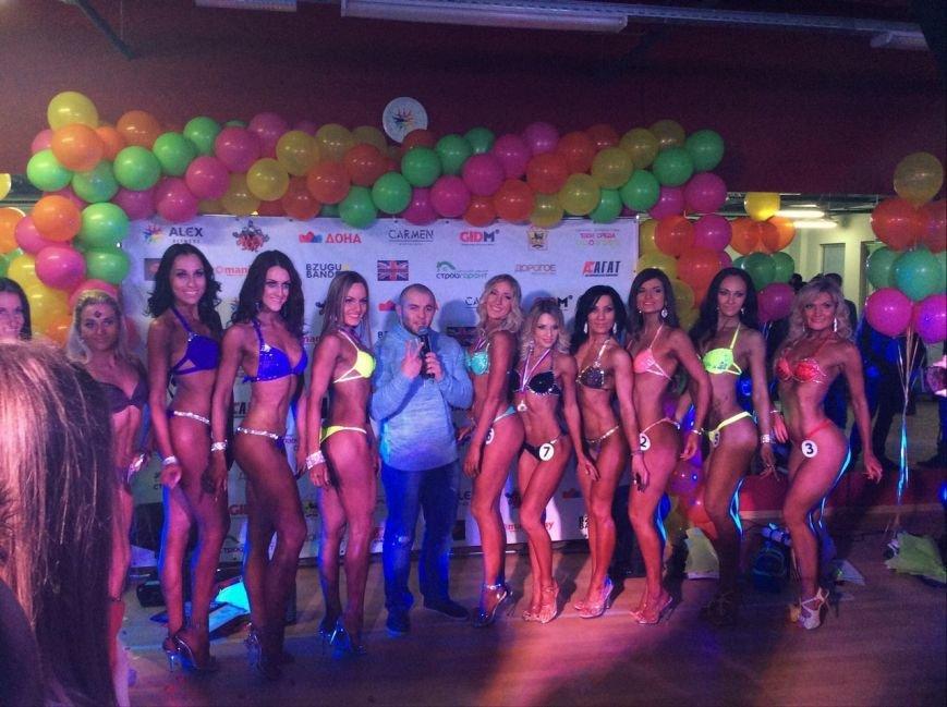 В Волгограде состоялся чемпионат по фитнес-бикини (фото) - фото 1