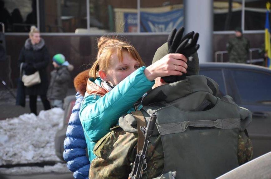 Полтавські міліціонери повернулися з самісінського пекла - Дебальцевого (фото) - фото 2