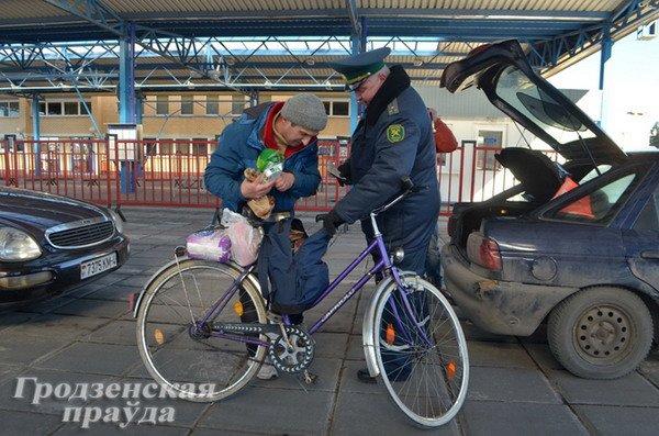 Гродненцы перестали ездить в Польшу: «зеленые» каналы пустуют, фото-3