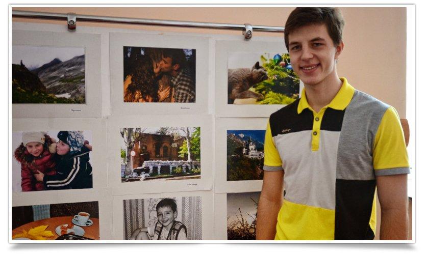 В железнодорожном лицее Славянска студенты проводят фотовыставку (фото) - фото 3