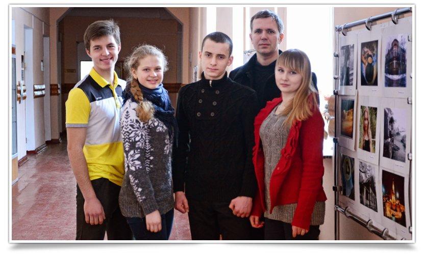 В железнодорожном лицее Славянска студенты проводят фотовыставку (фото) - фото 5