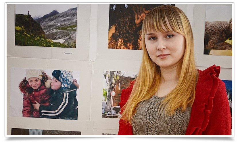 В железнодорожном лицее Славянска студенты проводят фотовыставку (фото) - фото 2