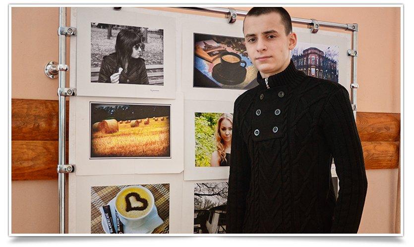 В железнодорожном лицее Славянска студенты проводят фотовыставку (фото) - фото 4