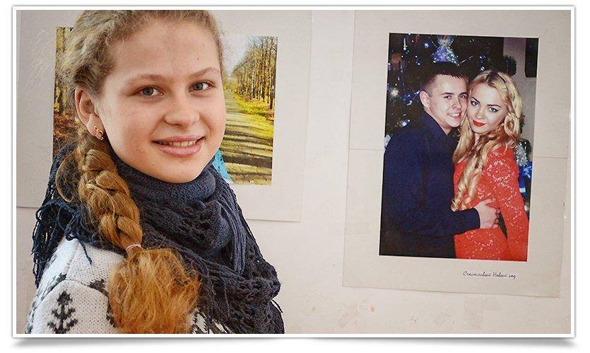 В железнодорожном лицее Славянска студенты проводят фотовыставку (фото) - фото 1