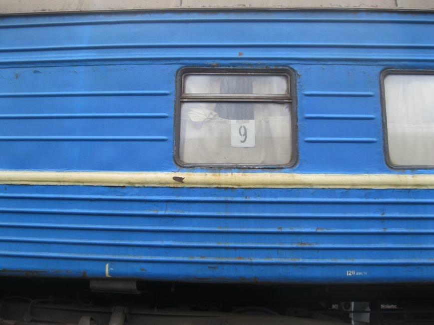 У львівському потязі знайшли тайник з гранатами (ФОТОРЕПОРТАЖ), фото-1