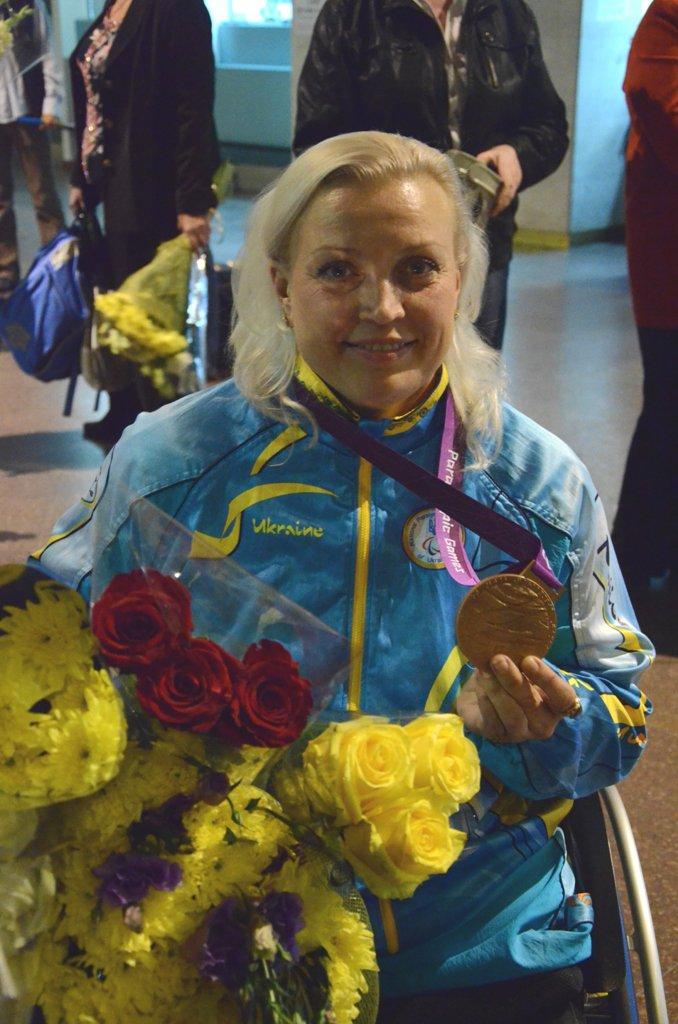 Бронзовая призерка Параолимпийских игр Лариса Клочкова: «Я такая же, как все», фото-1