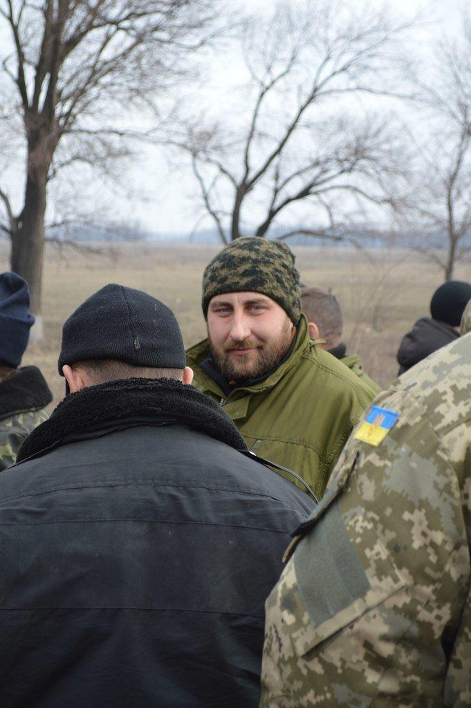 В Кривой Рог прибыли бойцы 40 батальона, вышедшие из окружения под Дебальцево  (ФОТО) (фото) - фото 1