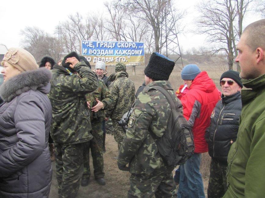 «Спасибо, что живы! Мы помним Иловайск» - криворожане встречали своих героев (ФОТО), фото-18