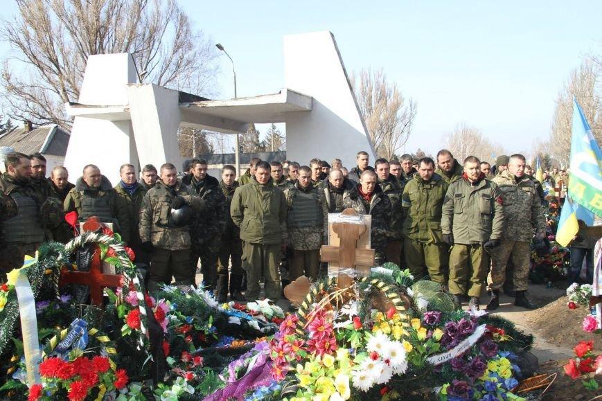 «Спасибо, что живы! Мы помним Иловайск» - криворожане встречали своих героев (ФОТО), фото-27