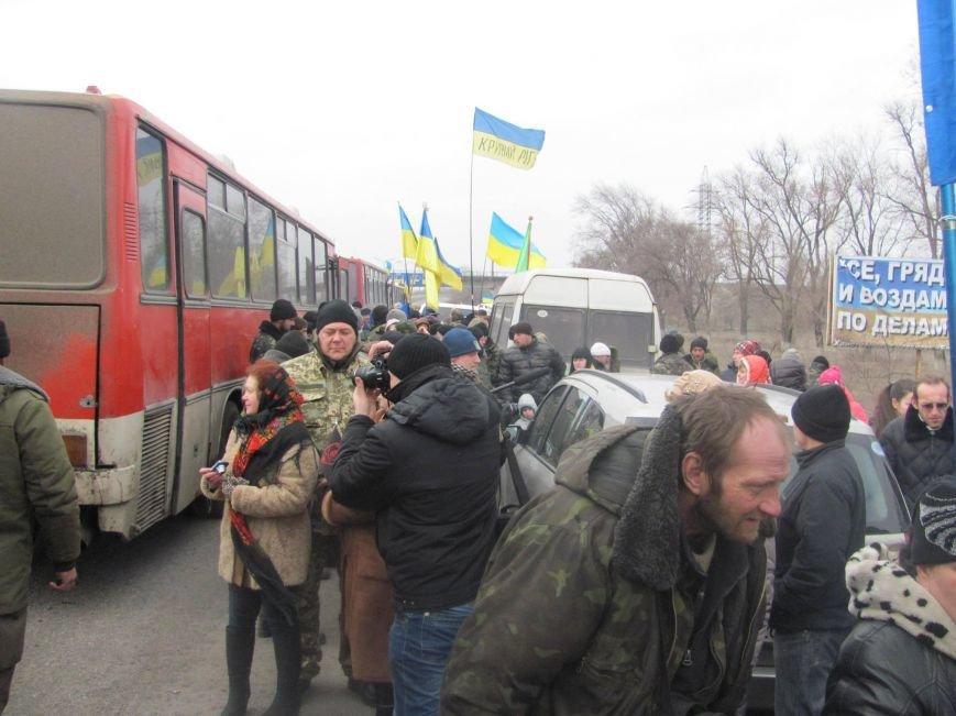 «Спасибо, что живы! Мы помним Иловайск» - криворожане встречали своих героев (ФОТО), фото-20