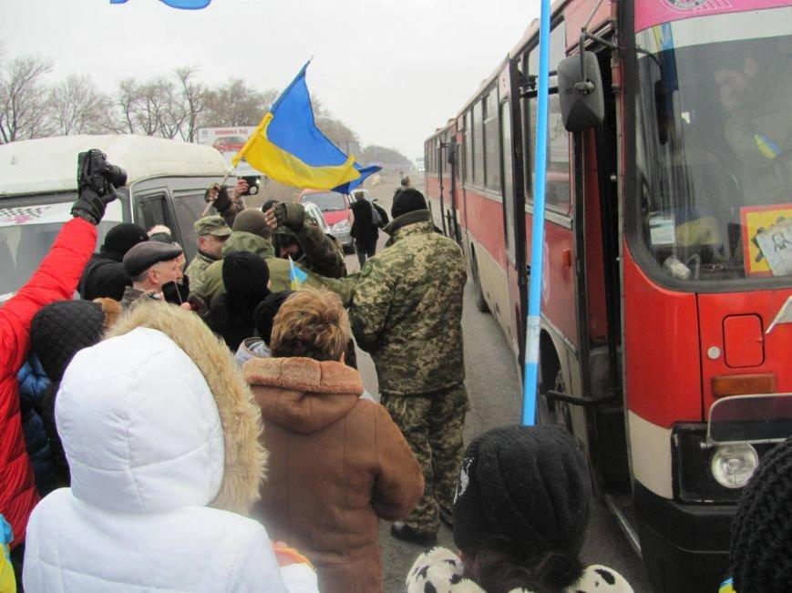 «Спасибо, что живы! Мы помним Иловайск» - криворожане встречали своих героев (ФОТО), фото-17