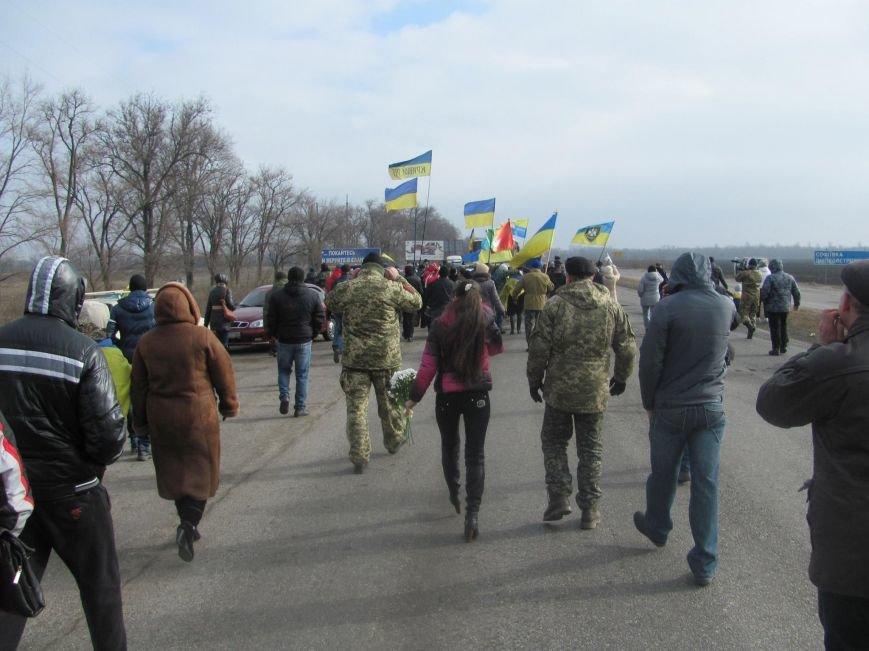 «Спасибо, что живы! Мы помним Иловайск» - криворожане встречали своих героев (ФОТО), фото-12