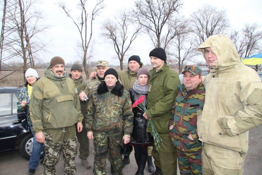 «Спасибо, что живы! Мы помним Иловайск» - криворожане встречали своих героев (ФОТО), фото-26
