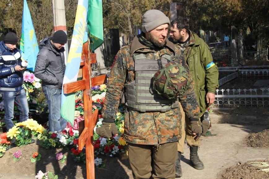 «Спасибо, что живы! Мы помним Иловайск» - криворожане встречали своих героев (ФОТО), фото-28
