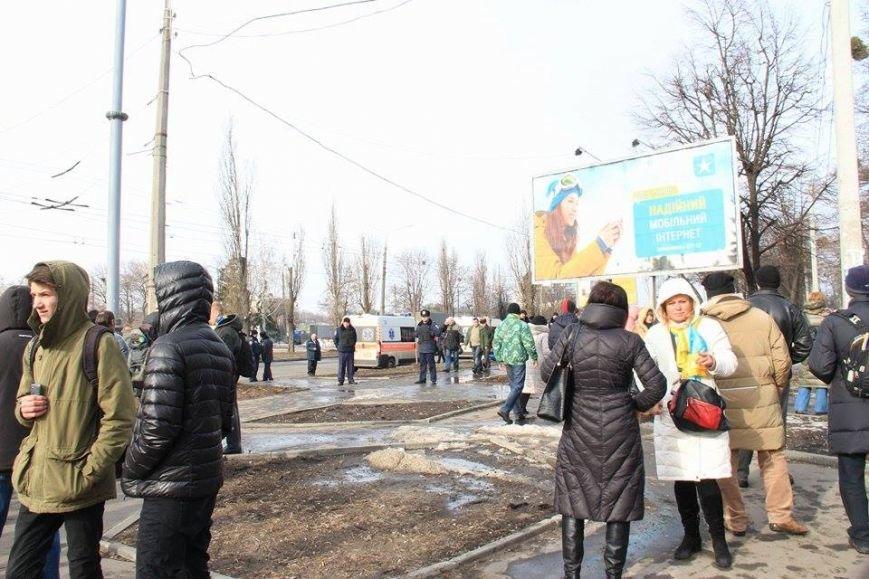 Взрыв на Маршала Жукова квалифицируют как теракт (ФОТО), фото-1