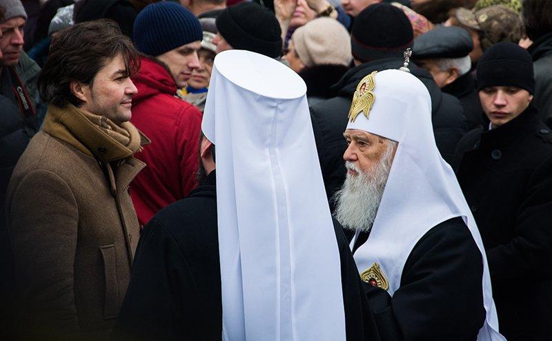 В Киеве Президент и представители европейских государств приняли участие в Марше Достоинства (ФОТОРЕПОРТАЖ), фото-1