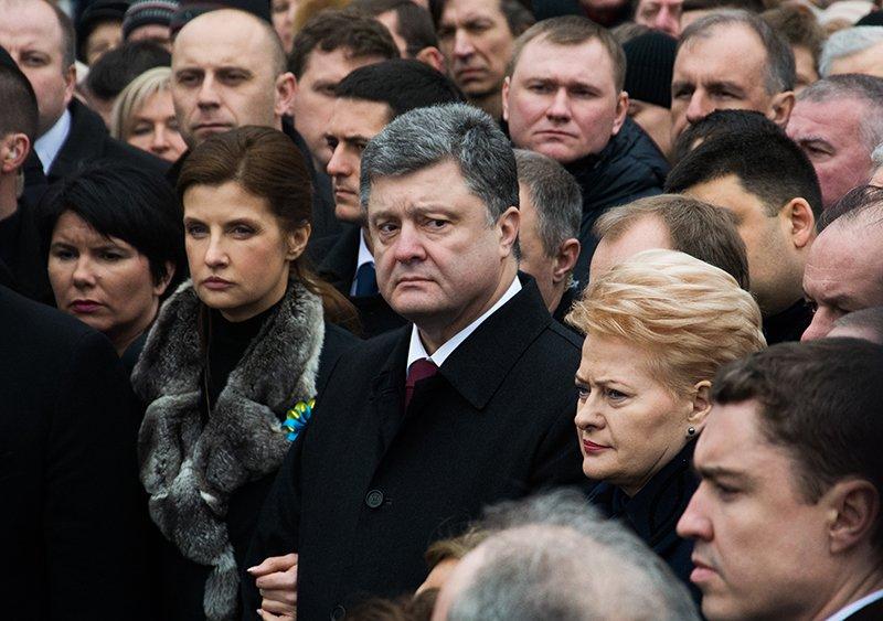 В Киеве Президент и представители европейских государств приняли участие в Марше Достоинства (ФОТОРЕПОРТАЖ), фото-3