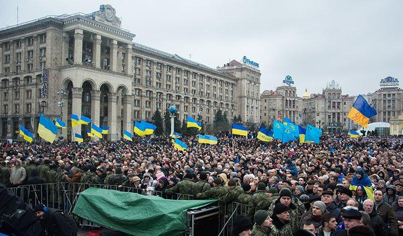 В Киеве Президент и представители европейских государств приняли участие в Марше Достоинства (ФОТОРЕПОРТАЖ), фото-5