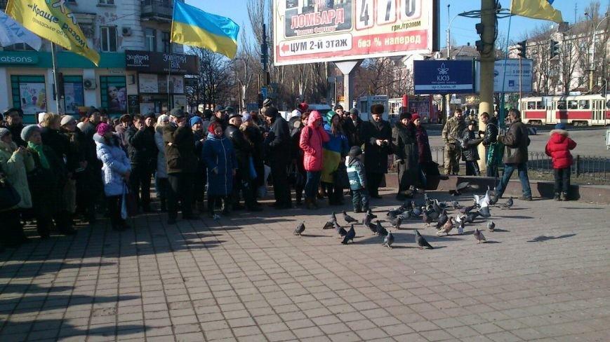 В Днепродзержинске состоялось Народное Вече, фото-3