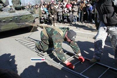 Силач из Вологды установил рекорд в Макеевке (фото) - фото 1
