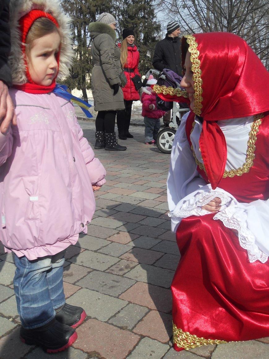 Полтавці зустріли «Нову весну» гарним дитячим святом (фото) - фото 3