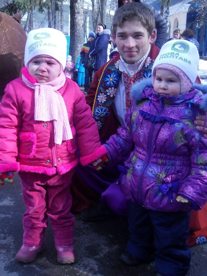 Полтавці зустріли «Нову весну» гарним дитячим святом (фото) - фото 4