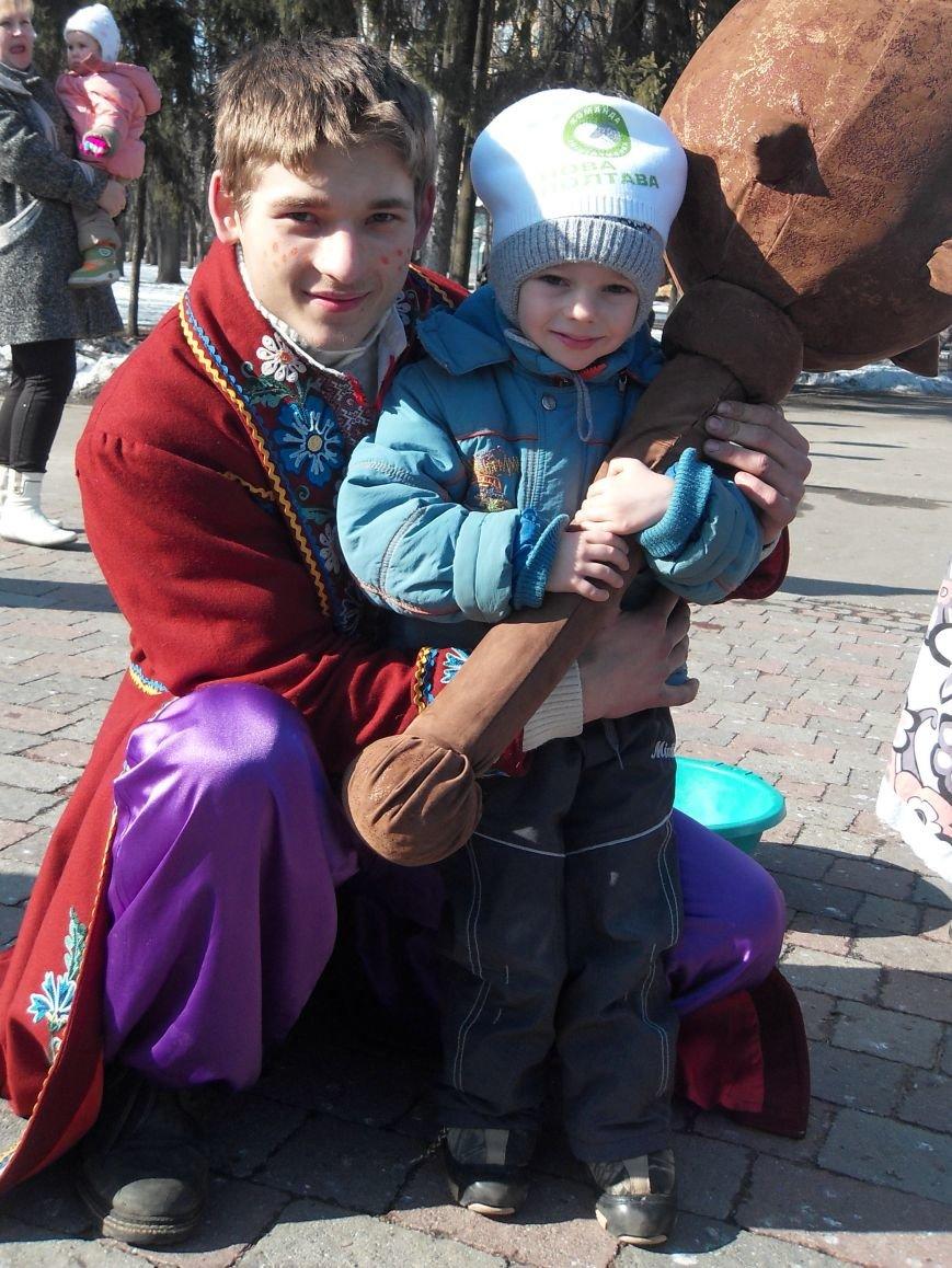 Полтавці зустріли «Нову весну» гарним дитячим святом (фото) - фото 8