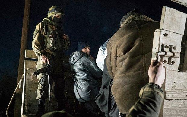 Из плена освобождены 4 черниговских бойца (фото) - фото 1