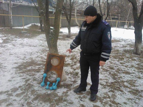 В Кременчугском районе задержана группа «дачных» воров (ФОТО) (фото) - фото 1